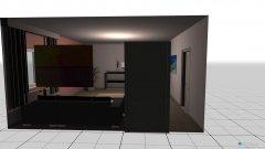 Raumgestaltung Saskia in der Kategorie Wohnzimmer