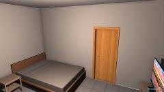 Raumgestaltung Saskias Zimmer in der Kategorie Wohnzimmer