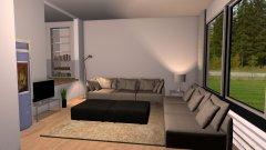 Raumgestaltung SawoV1 in der Kategorie Wohnzimmer