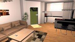 Raumgestaltung Schauer in der Kategorie Wohnzimmer
