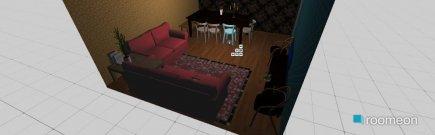 Raumgestaltung scheffelstarße in der Kategorie Wohnzimmer