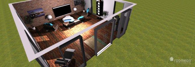 Raumgestaltung Schick in der Kategorie Wohnzimmer
