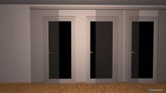 Raumgestaltung schiebegardinen in der Kategorie Wohnzimmer