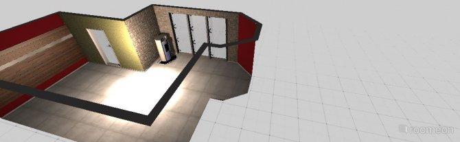 Raumgestaltung schiebelbein in der Kategorie Wohnzimmer