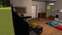 Raumgestaltung Schlebuscher Heide 39_Var_1 in der Kategorie Wohnzimmer