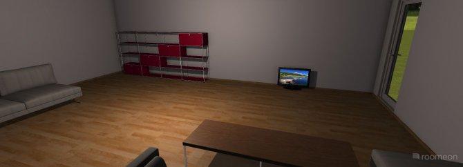 Raumgestaltung Schmarn von Fabian in der Kategorie Wohnzimmer