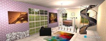 Raumgestaltung schooooool in der Kategorie Wohnzimmer