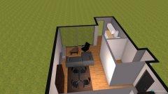 Raumgestaltung Scott Haus in der Kategorie Wohnzimmer