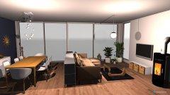 Raumgestaltung Seengen - Wohnzimmer in der Kategorie Wohnzimmer
