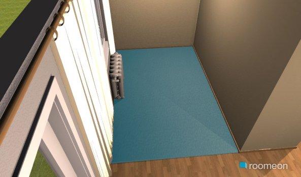 Raumgestaltung Seifullin13-12 in der Kategorie Wohnzimmer