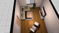 Raumgestaltung Sela  in der Kategorie Wohnzimmer