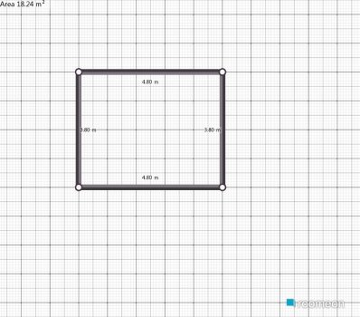Raumgestaltung setting room in der Kategorie Wohnzimmer