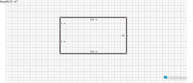 Raumgestaltung Sid2 in der Kategorie Wohnzimmer