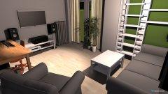 Raumgestaltung silas in der Kategorie Wohnzimmer