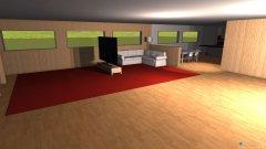 Raumgestaltung Silvans Home in der Kategorie Wohnzimmer