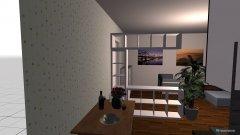Raumgestaltung Simone WohnKueche in der Kategorie Wohnzimmer