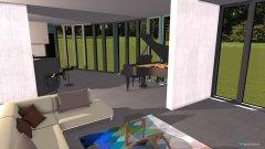 Raumgestaltung Siwoo's Wohn-Esszimmer + küche in der Kategorie Wohnzimmer
