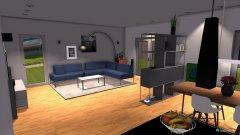 Raumgestaltung sk_v3 in der Kategorie Wohnzimmer