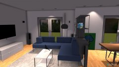 Raumgestaltung sk_v6 in der Kategorie Wohnzimmer