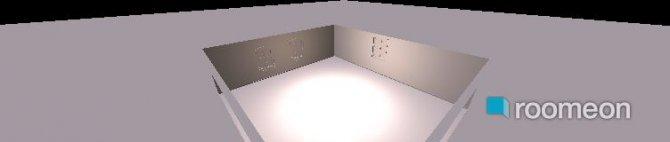 Raumgestaltung so in der Kategorie Wohnzimmer