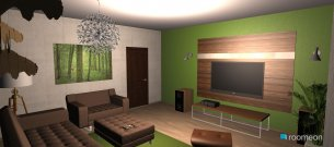 gitarre im st nder einrichten planen in 3d. Black Bedroom Furniture Sets. Home Design Ideas