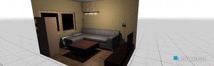 Raumgestaltung SOBA in der Kategorie Wohnzimmer