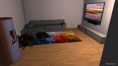 Raumgestaltung sofa und stul in der Kategorie Wohnzimmer