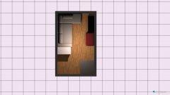 Raumgestaltung Sofa vorne in der Kategorie Wohnzimmer