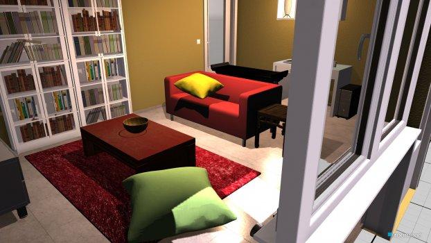 Raumgestaltung soggiorno2 in der Kategorie Wohnzimmer