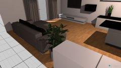 Raumgestaltung Sohnstr in der Kategorie Wohnzimmer