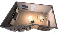 Raumgestaltung Soleo in der Kategorie Wohnzimmer