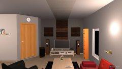 Raumgestaltung sommer in der Kategorie Wohnzimmer