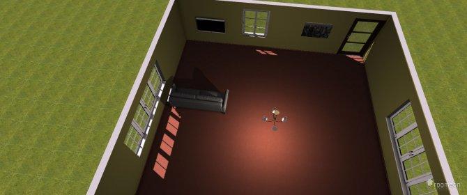 Raumgestaltung sonja wohnzimmer in der Kategorie Wohnzimmer