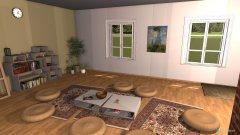 Raumgestaltung Sophienterrasse in der Kategorie Wohnzimmer