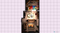 Raumgestaltung Spiel & Wohnzimmer in der Kategorie Wohnzimmer