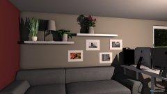 Raumgestaltung Spielzimmer 2 in der Kategorie Wohnzimmer