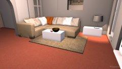 Raumgestaltung StadWoziKuechV2 in der Kategorie Wohnzimmer