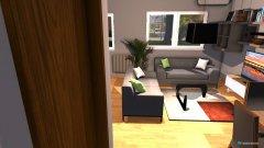 Raumgestaltung STAN 47 in der Kategorie Wohnzimmer