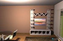 Raumgestaltung Stan Knežija in der Kategorie Wohnzimmer