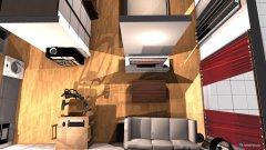 Raumgestaltung Stau 95 in der Kategorie Wohnzimmer