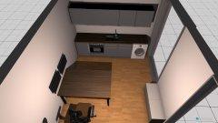 Raumgestaltung Stau 96 in der Kategorie Wohnzimmer