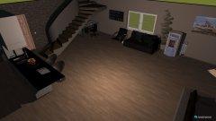 Raumgestaltung Staudl Wohnzimmer in der Kategorie Wohnzimmer