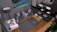 Raumgestaltung SteelhouseOne in der Kategorie Wohnzimmer