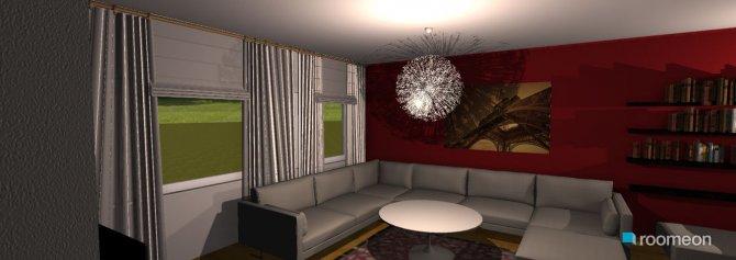 Raumgestaltung steffi in der Kategorie Wohnzimmer