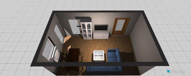 Raumgestaltung Stephan 1 in der Kategorie Wohnzimmer