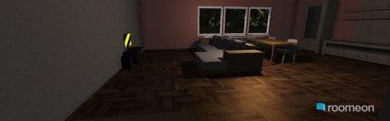 Raumgestaltung Steven in der Kategorie Wohnzimmer