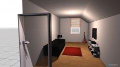 Raumgestaltung Steves Room in der Kategorie Wohnzimmer