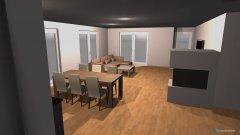 Raumgestaltung Stina und Heini Wohnzimmer 1 in der Kategorie Wohnzimmer