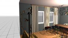 Raumgestaltung Strack Wohnzimmer in der Kategorie Wohnzimmer