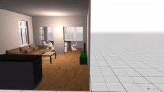 Raumgestaltung strandeck2 in der Kategorie Wohnzimmer